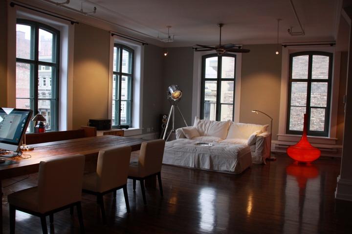 appartement meubl montr al appartement. Black Bedroom Furniture Sets. Home Design Ideas