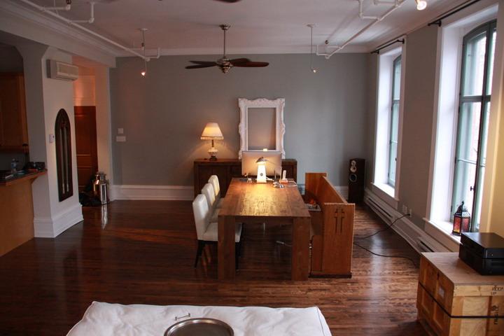 Appartement meubl montr al appartement - Appartement a louer vieux port montreal ...